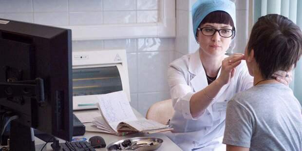 Прививка. Фото: mos.ru
