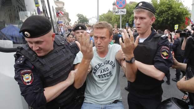 Новая байка западных спецслужб о произошедшем с Навальным