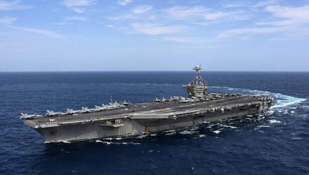 Россия превратила Балтику в смертельную ловушку для американских авианосцев