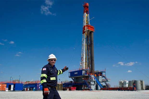 В США начало расти количество нефтяных буровых установок