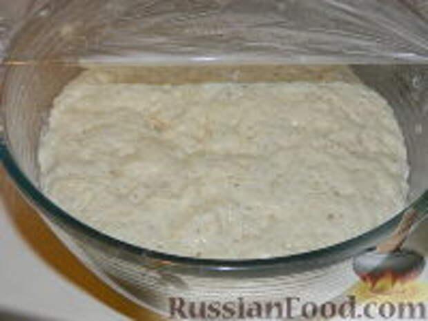 Фото приготовления рецепта: Лангош - венгерская лепешка - шаг №6