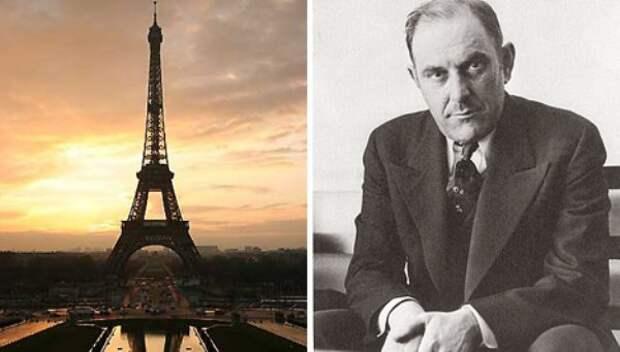 Виктор Люстиг (1890-1947) — человек, который продал Эйфелеву башню аферы, мошенники