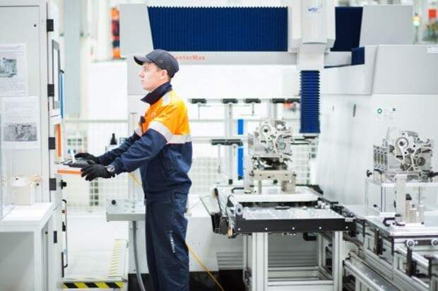 Ford Sollers начала собирать двигатели для Fiesta, Focus и EcoSport в Елабуге