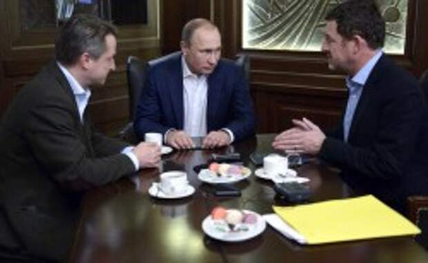 Откровенное интервью Владимира Путина