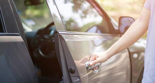 Почему не следует хлопать дверьми автомобиля при закрытии