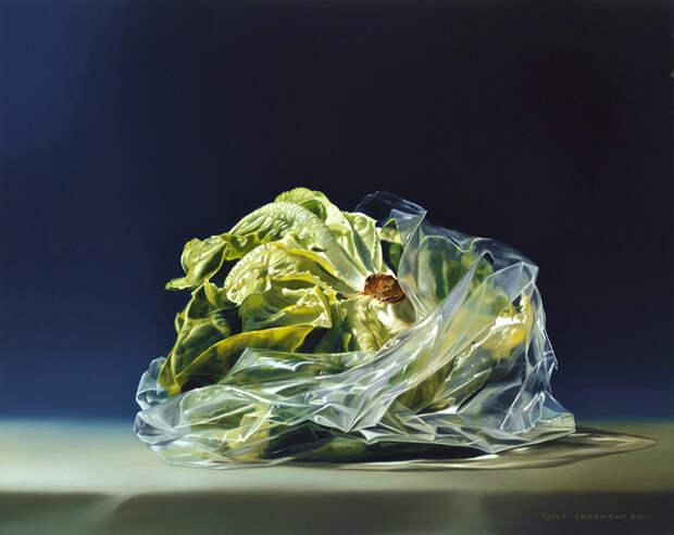 Вкусные картины: гиперреалистические изображения аппетитной еды
