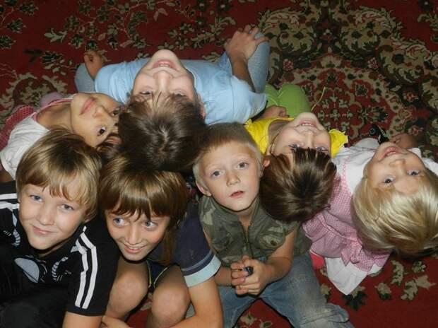 Вера Яматина, многодетная мама из Нижнего Новгорода, растит 21 ребенка Гордость России, герои