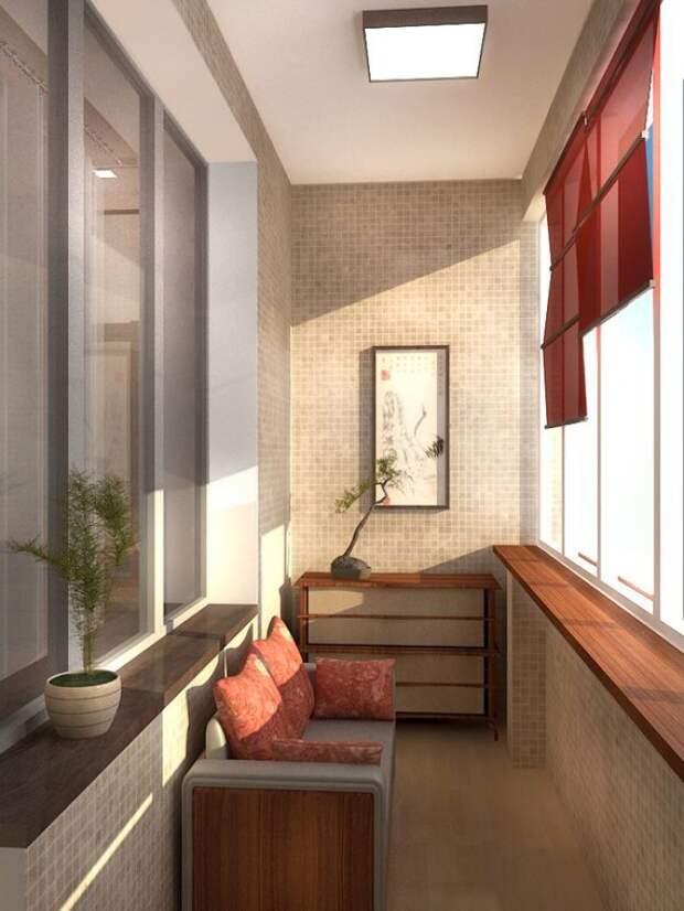20 крутых идей для вашего балкона