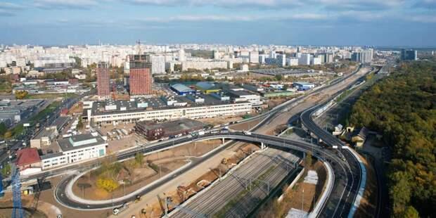 Транспортное обслуживание Западного Дегунина улучшит открытие транспортной связки