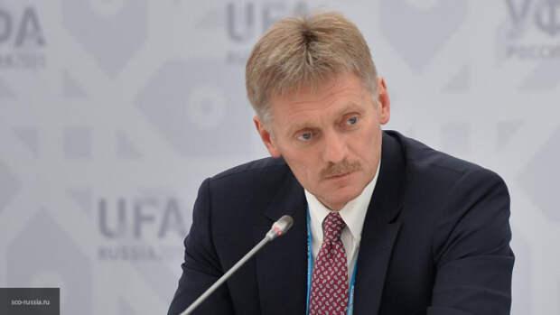 В Кремле не считают нужным перезаключать соглашение с Украиной по Азовскому морю