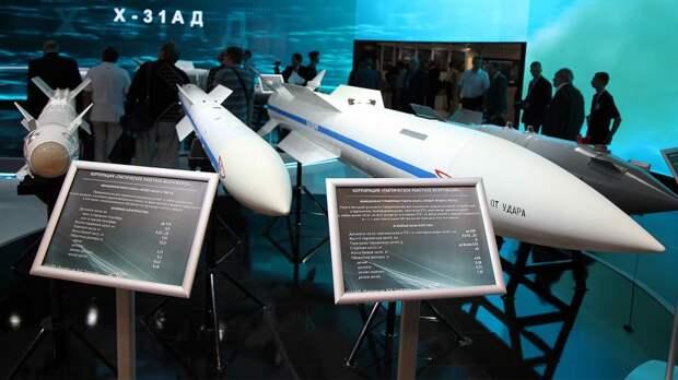 Истребительский спрос: ВКС получат новейшие ракеты по рекордному контракту