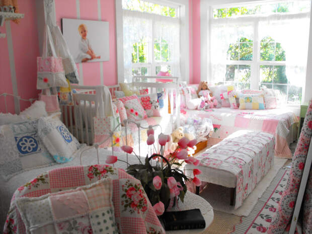 Винтажные декоративные подушки