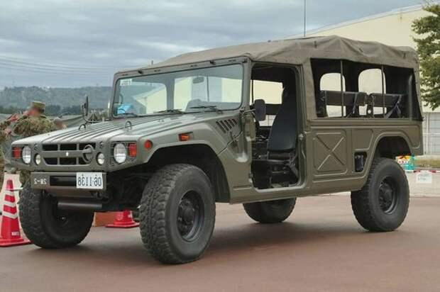 В России начались продажи списанных Toyota Mega Cruiser авто, война