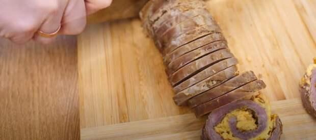 Вы забудете о колбасе. Вкусный рулет на праздничный стол или бутерброды к завтраку