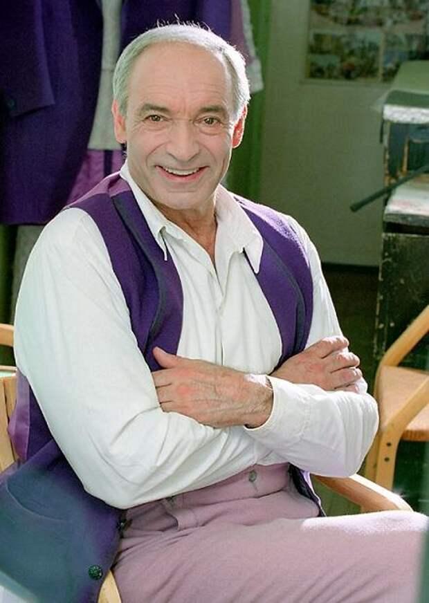 Актер, писатель и поэт: Валентин Гафт празднует 80-летний юбилей