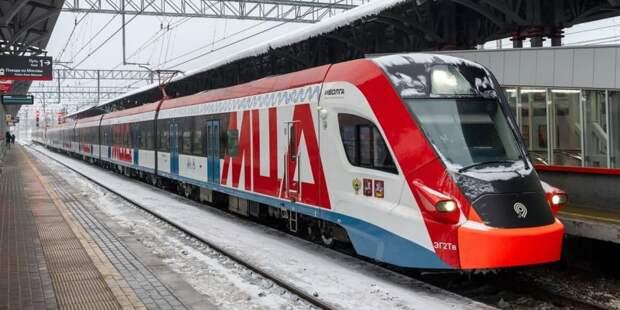 Собянин: Создание МЦД-4 является крупнейшей железнодорожной стройкой Москвы