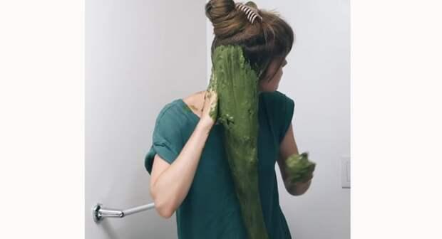 Маска за копейки, которая укрепит волосы и придаст им блеск