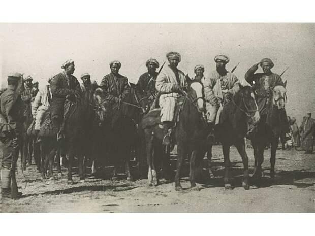 Завершение активной фазы Гражданской войны в Средней Азии. Хива и Бухара