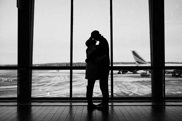 Почему близких нужно встречать в аэропорту