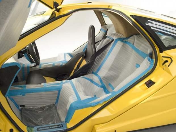 Новенький McLaren F1 в заводской упаковке на продажу mclaren, mclaren f1, авто, аукцион, коллекция, спортивный автомобиль, спорткар, суперкар