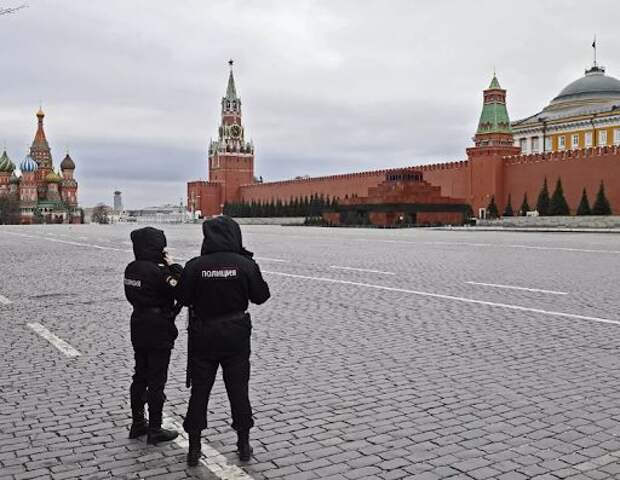 10 фото пустой Москвы, которая похорошела при коронавирусе