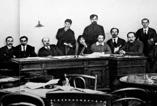 Заседание Совнаркома