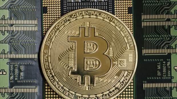 Цена биткоина торговалась на уровне 40 тысяч долларов