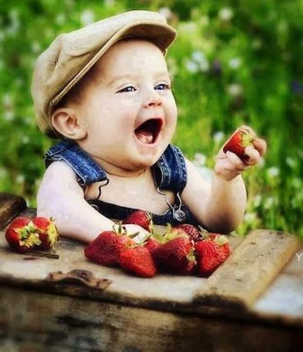 Дарим улыбки)))