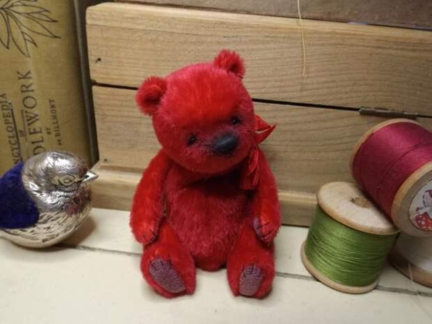 Louboutin, Барни медведей