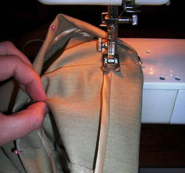 ШЬЕМ, ШЬЁМ, ШЬЁМ... Подшиваем брюки