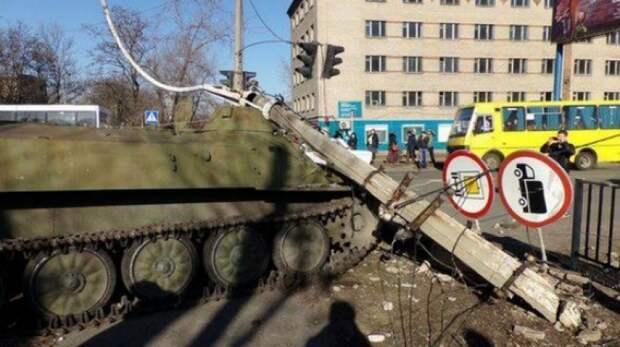 Трагедия в Константиновке. Реакция Украины и реакция местных жителей