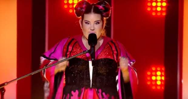 Очень полная участница «Евровидения» от Израиля рассказала о травле