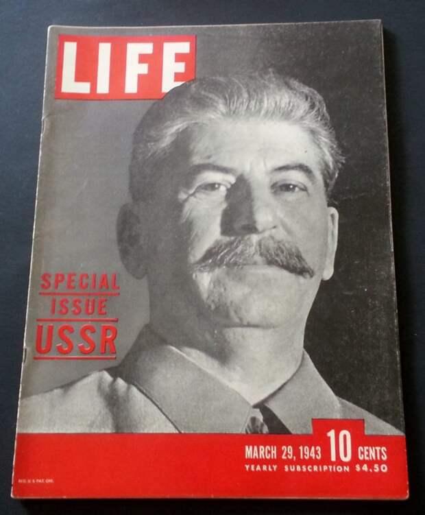"""Человек года"""" Иосиф Сталин. 5 коротких фактов об известных людях"""