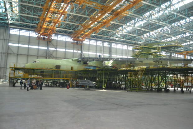 Новости производства Ил-76МД-90А