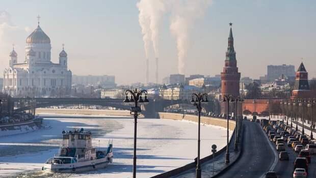 Погоду с переменной облачностью пообещали москвичам 2 декабря