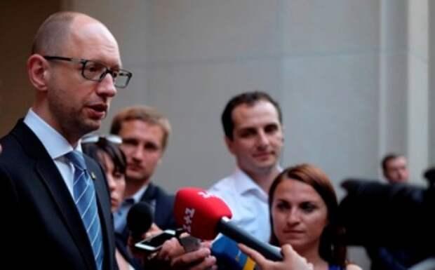 Яценюк объяснил украинцам, что дешевый газ – это плохо