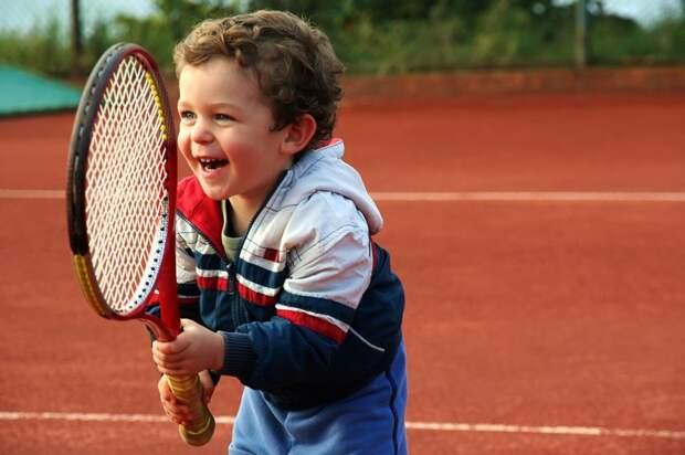 Какой вид спорта выбрать для дошкольника?