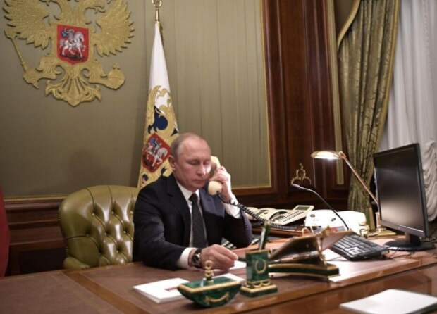 Кремль рассказал о содержании разговора Байдена и Путина
