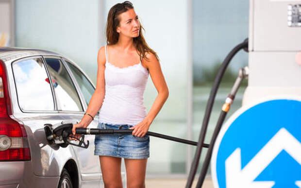 Штрафы за недолив топлива на АЗС появятся в следующем году