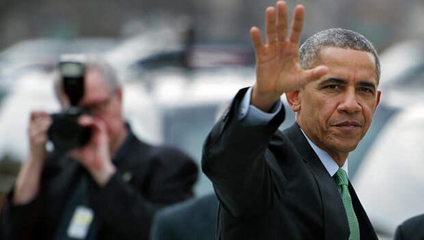 """Обама: разрешение на заключение однополых браков - """"победа для США"""""""