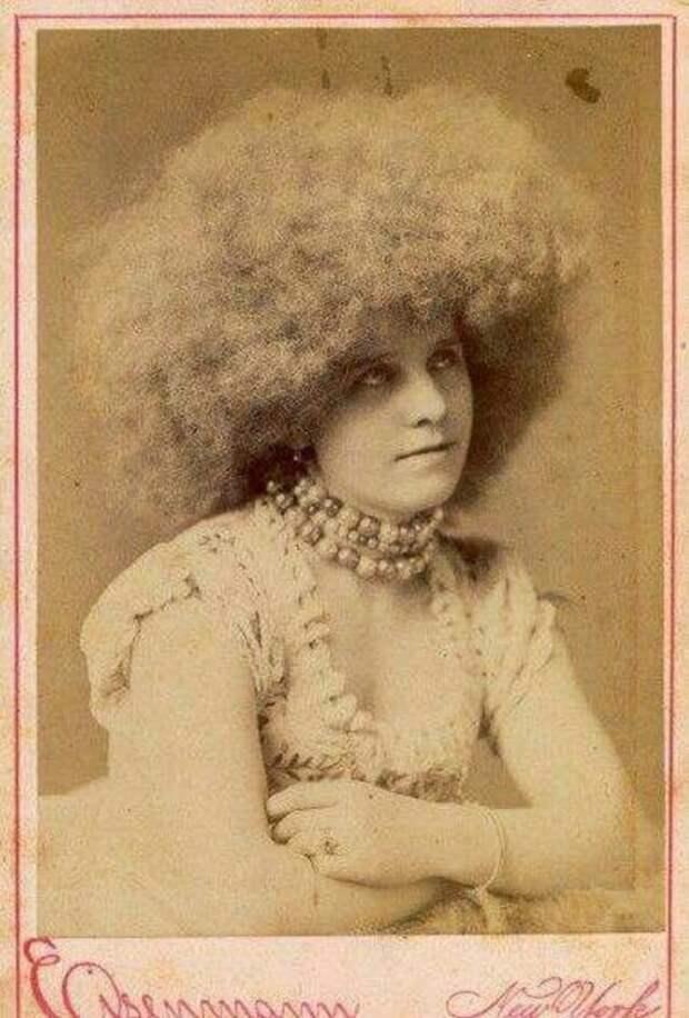 Самые красивые в мире женщины: фальшивые черкешенки, которые выступали в цирках 19века