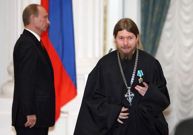 Маги и колдуны из КГБ и ГРУ при президентах России