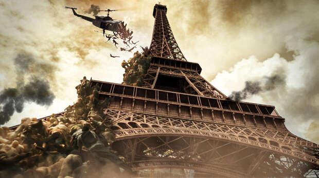 Что будет с городами после зомби-апокалипсиса