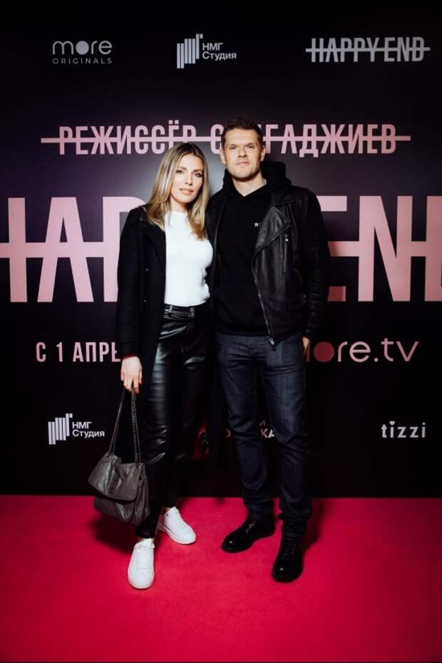 «Всем спасибо!»: Любовь Толкалина, Мария Машкова и Фёдор Бондарчук