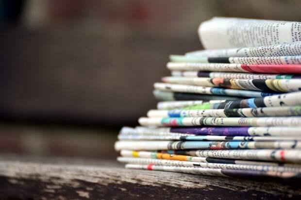 Два необычных способа использования старых газет