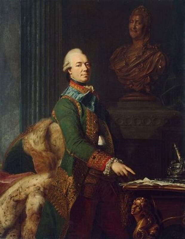 Захар Григорьевич Чернышев