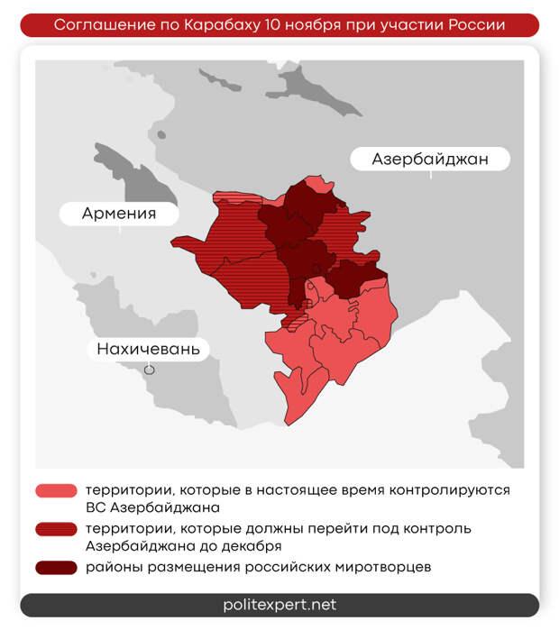 Россия, Франция и США напомнили Азербайджану последний принцип в решении судьбы Карабаха