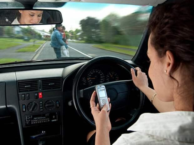 Британские водители-гаджетоманы научились обманывать полицию