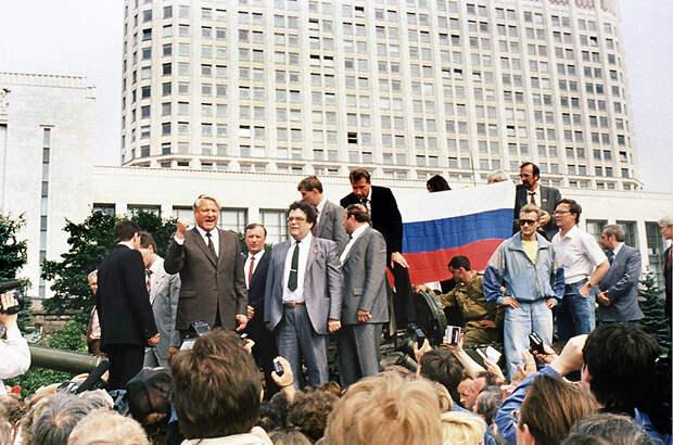 986 Развал Советского Союза