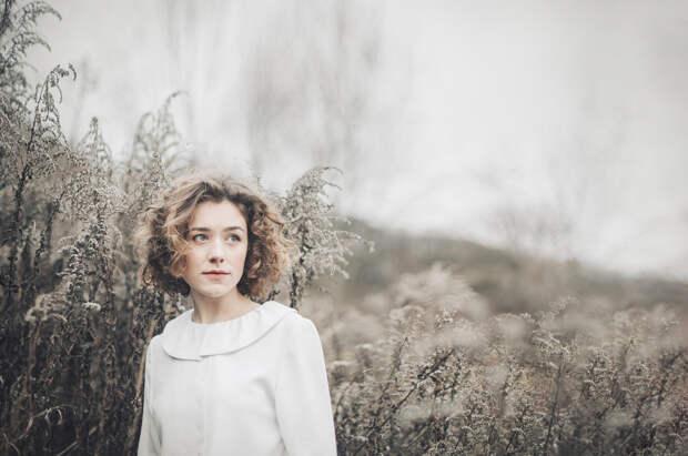 Женские портреты Угне Энрико